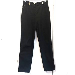 St. John Sport by Marie Gray black trouser jeans